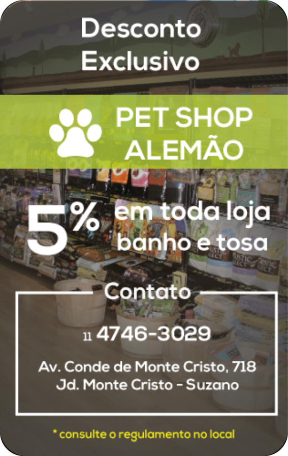 pet shop alemao